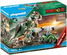 Playmobil 70632 -  T-Rex Aanval - Promopack