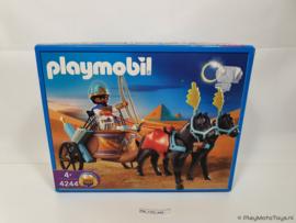 Playmobil 4244 - Egyptische strijdwagen