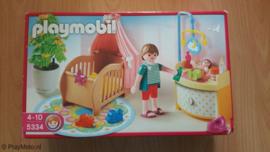 Playmobil 5334 - Kinderkamer ROSA-Serie Victorian   MISB