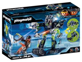 Playmobil 70233 Arctic Rebels sneeuwrobot