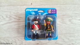 Playmobil 4127 - Duopack Piraten