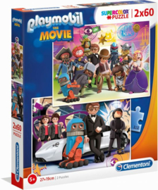Playmobil: The Movie - 21611 Puzzel