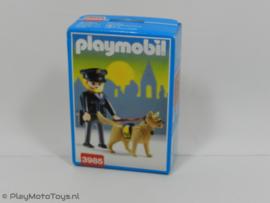Playmobil 3985 - Politieagent met speurhond