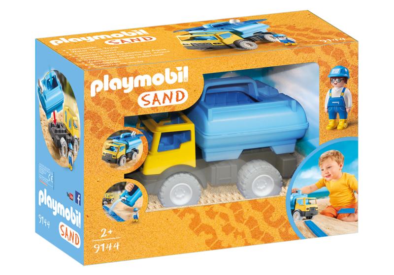 Playmobil 9144 - Vrachtwagen met watertank