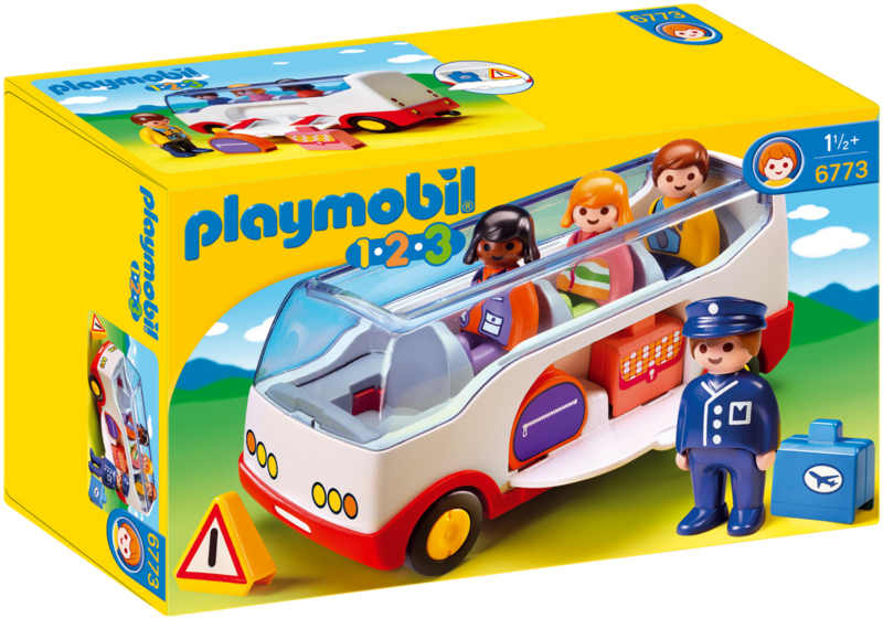 1.2.3. Playmobil 6773 - Autobus