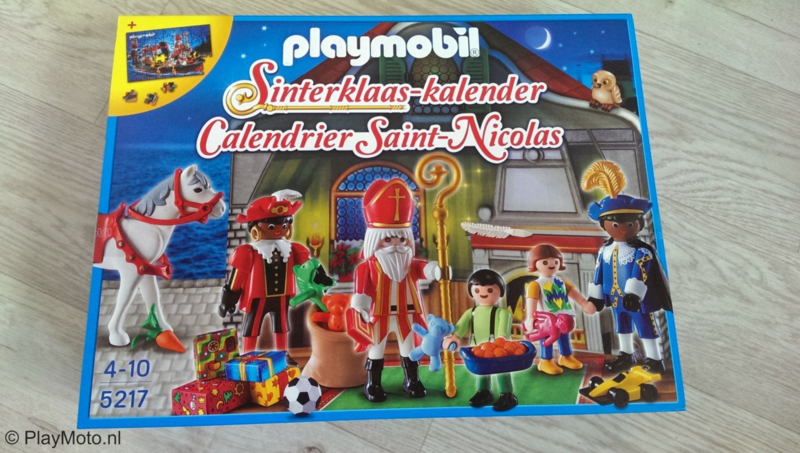 Playmobil 5217 - Sinterklaas Adventskalender