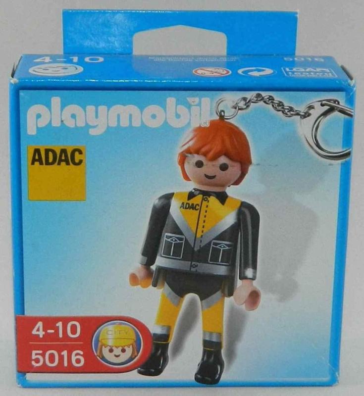 Playmobil 5016 - ADAC Sleutelhanger Promo