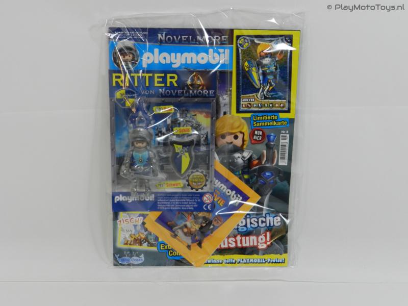 Playmobil Novelmore Tijdschrift nr.8