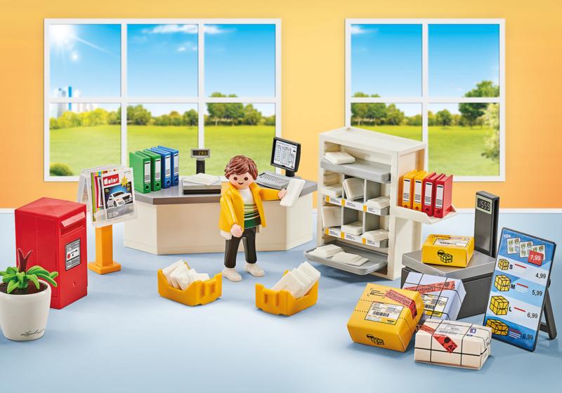 Playmobil 9859 - Inrichting Postkantoor