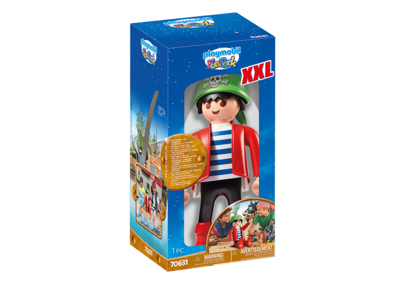 Playmobil 70631 - FunPark XXL Rico