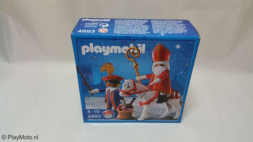 Playmobil 4893 - Sint & Piet
