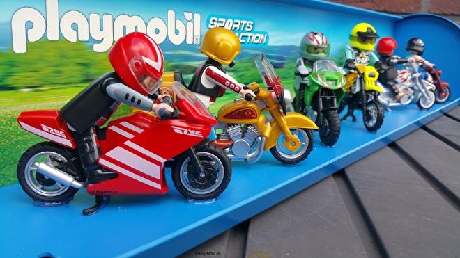 PlayMoto Toys Motoren