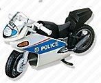 Playmobil politiemotor 9007