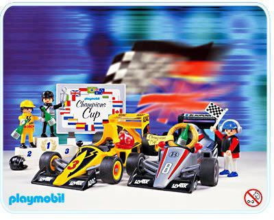 Playmobil Racing