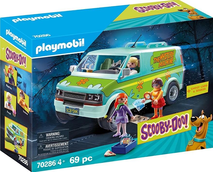Playmobil 70286 Scooby-Doo Mystery wagon