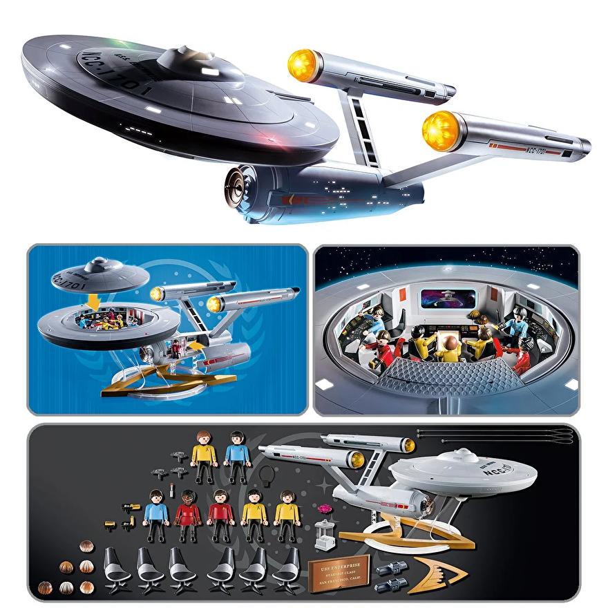 Playmobil 70548 USS Enterprise