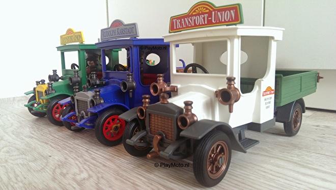 Playmobil Trucks