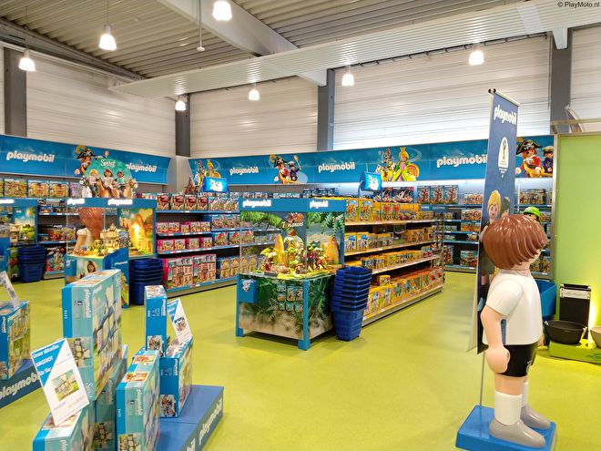 Playmobil Lechuza store Dietenhofen
