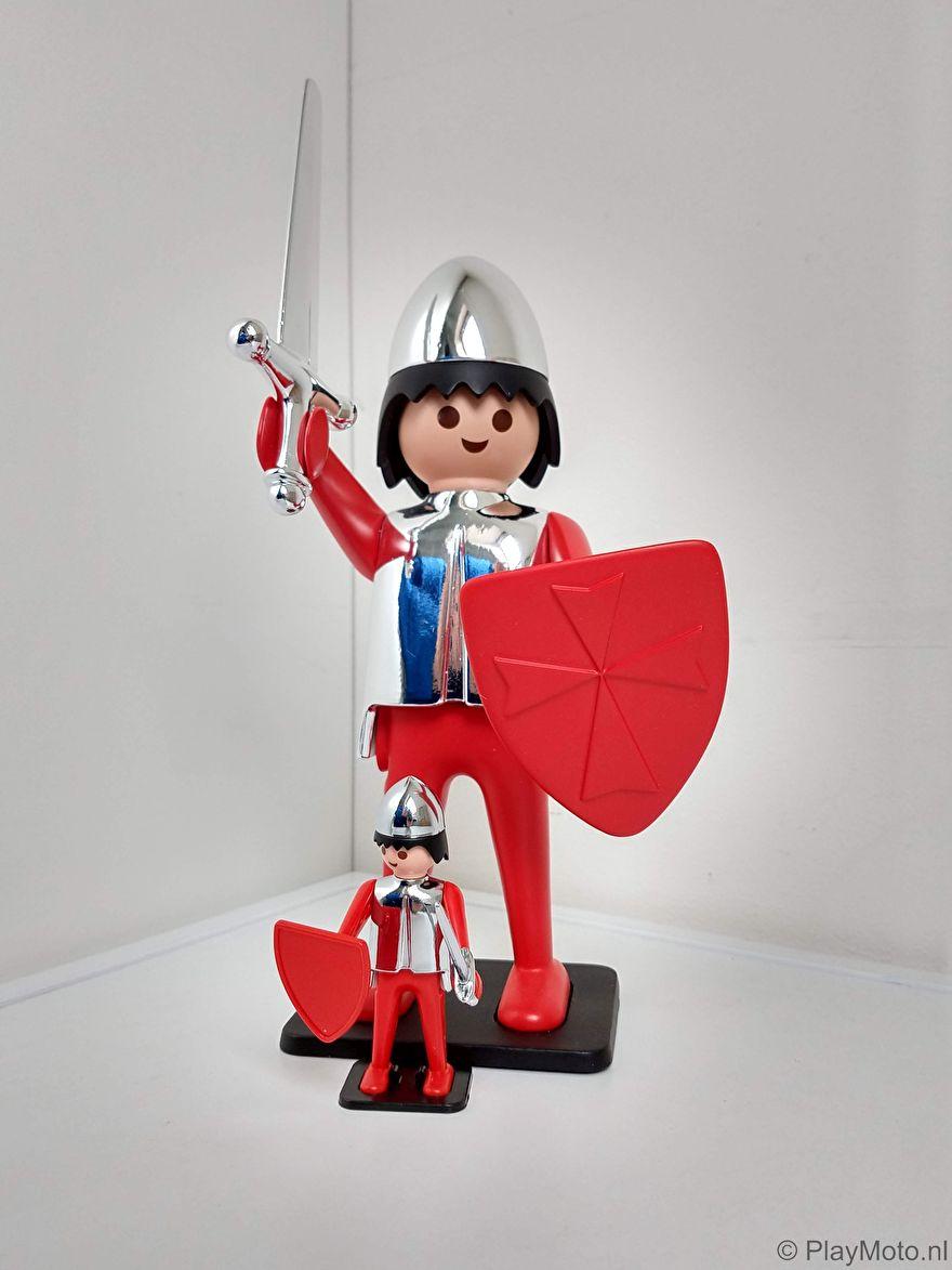 Playmobil Collectoys & Playmobil Ridder samen