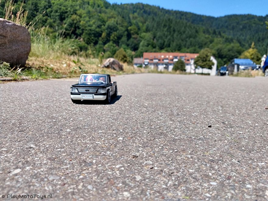 PlayMoto Vakantie-auto