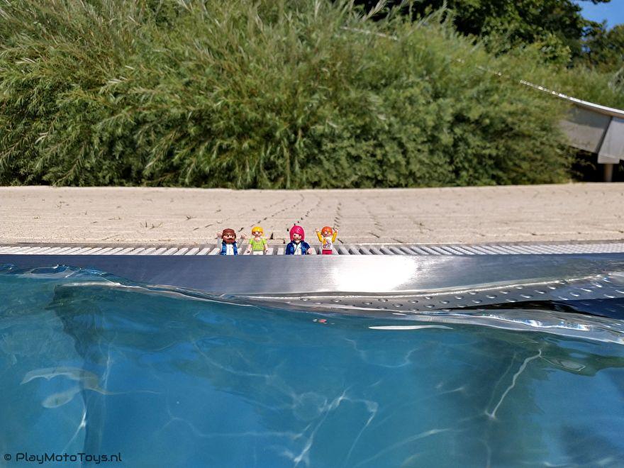 PlayMoto Zwemmen