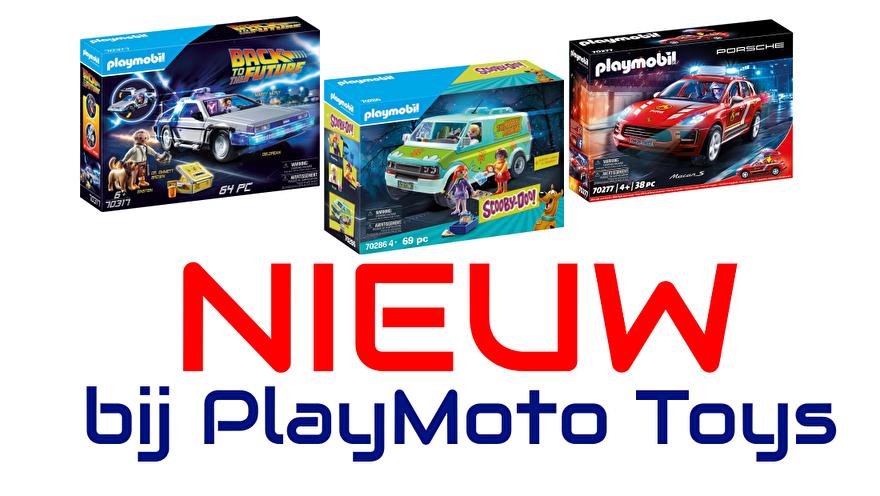 Nieuw bij PlayMoto Toys