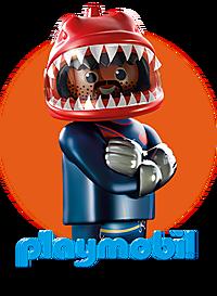 Playmobil Stuntshow bij PlayMoto Toys
