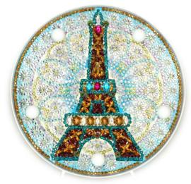 LED lampje Eiffeltoren  20 x 20 cm