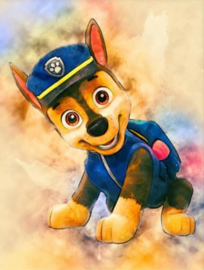 Full Diamond painting  Paw Patrol Chase