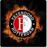 Full Diamond Painting Feyenoord Rotterdam 30 x 30