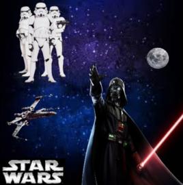 Full diamond painting  Star Wars 50 x 50 cm
