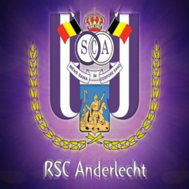 Full Diamond Painting RSC Anderlecht