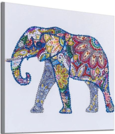 Speciale Painting  olifant 25x25