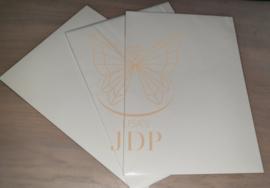 Papier om je Diamond Painting mee te bedekken