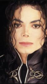 Full diamond painting Michael Jackson 30 x 50 cm