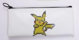 Diamond Painting Pennenzakje Pikachu ; Pokémon