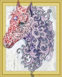 Speciale Painting  paard 40 x 50 cm
