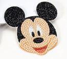 Sticker Diamond Painting Mickey Mouse