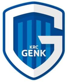 Full Diamond Painting KRC Genk 30 x 30