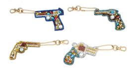 set sleutelhangers Revolvers