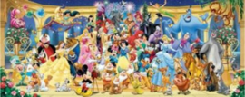 Diamond painting disney personages 40 x 120 cm