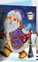Diamond Painting Kerstkaarten
