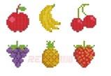Sticker Diamond Painting fruit