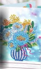Diamond Painting wenskaarten