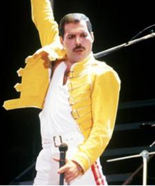 Full diamond painting Queen Freddie Mercury 40 x 50 cm