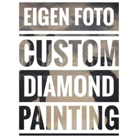 Custom Full diamond painting