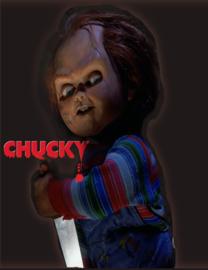 Full Diamond Painting Chucky 30 x 40 cm