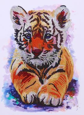 Speciale Painting  leeuw 40 x 50