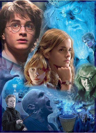 Full Diamond Painting Harry Potter 40 x 50 cm