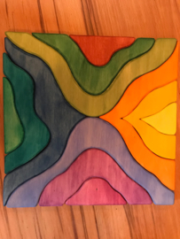 elementen puzzel